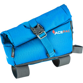 Acepac Roll Fuel Frame Bag blue